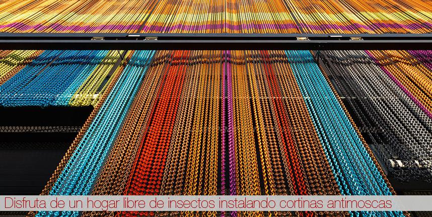 cortinas antimoscas en mosquiterasbaratas.com