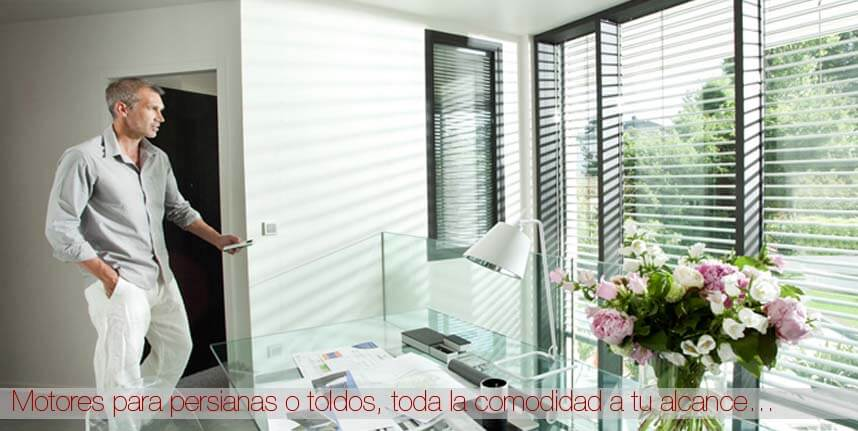 motores para persinas o toldos en mosquiterasbaratas.com