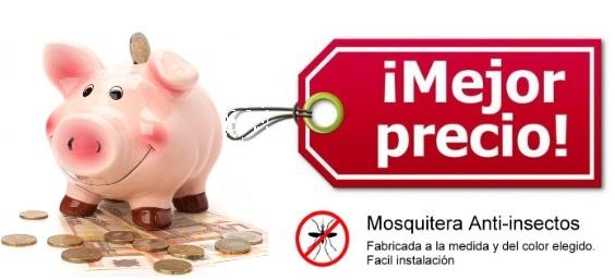 Mejor precio en Mosquiterasbaratas.com