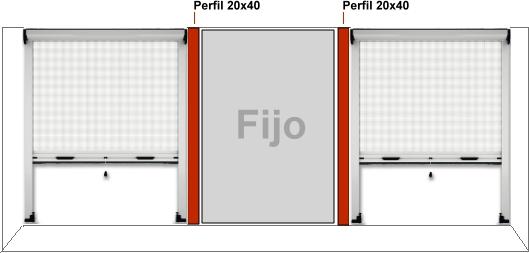 Comprar complemento rectangular de aluminio - Comprar ventanas baratas ...