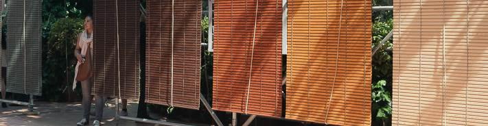 Persianas Alicantinas a Medida Madera o PVC Precios de Fabrica